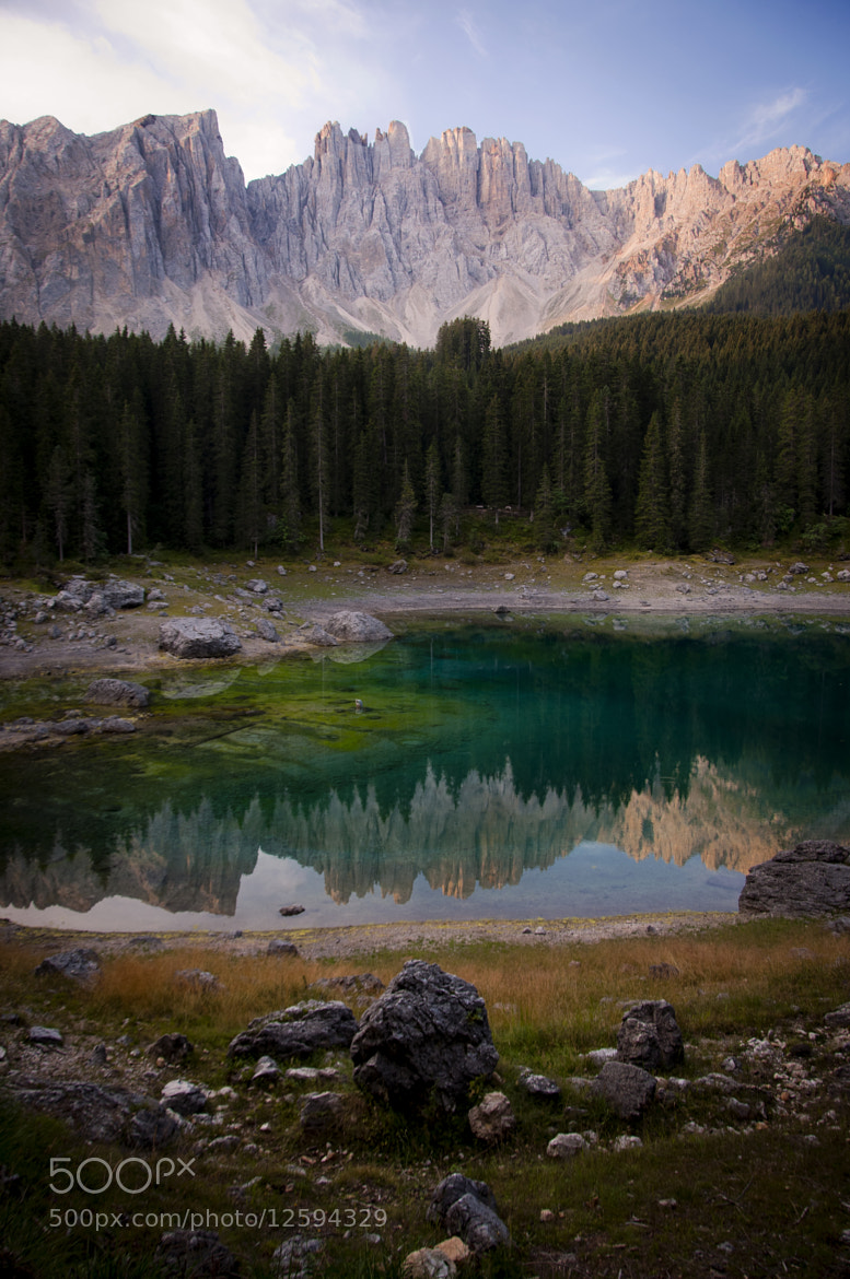 Photograph Lago di Carezza by giovanni federzoni on 500px