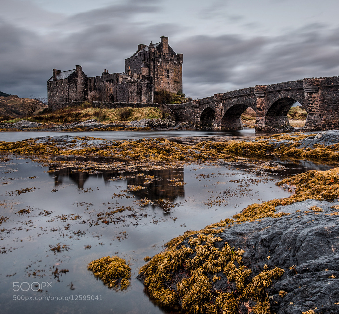 Photograph Eilean Donan by WilsonAxpe /  Scott Wilson on 500px