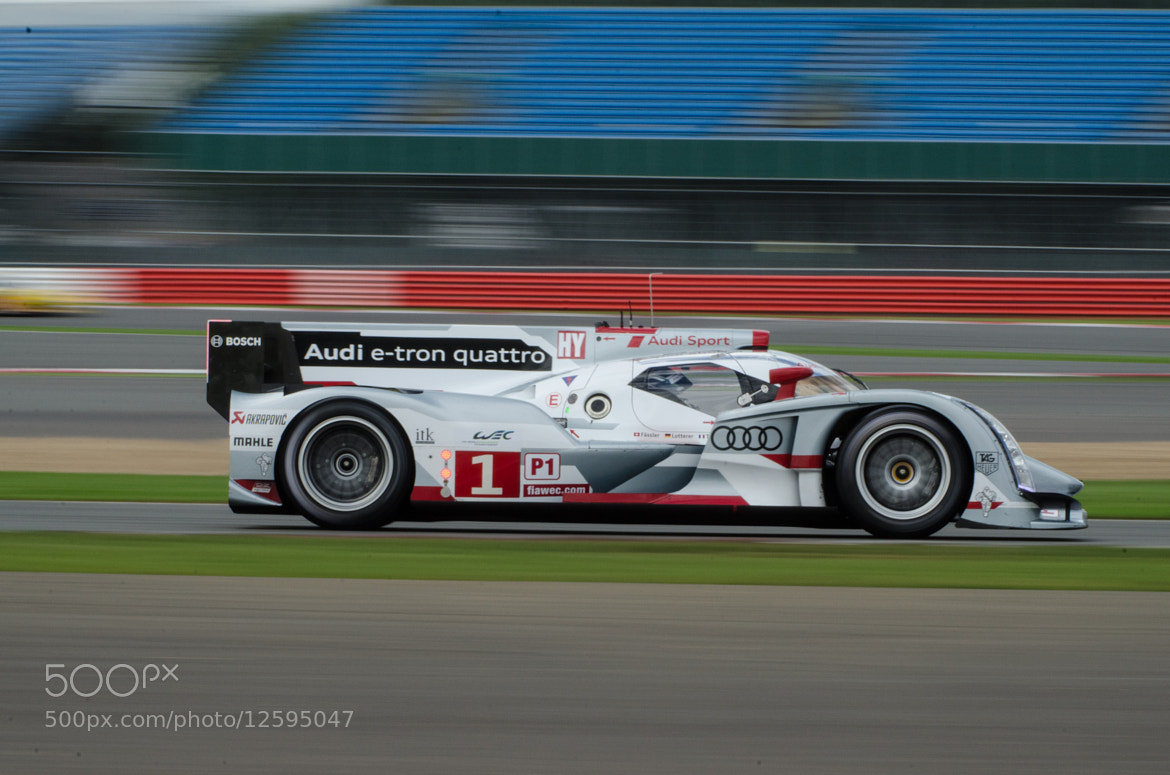 Photograph #1 Audi RS18 WEC by Keri Beal on 500px