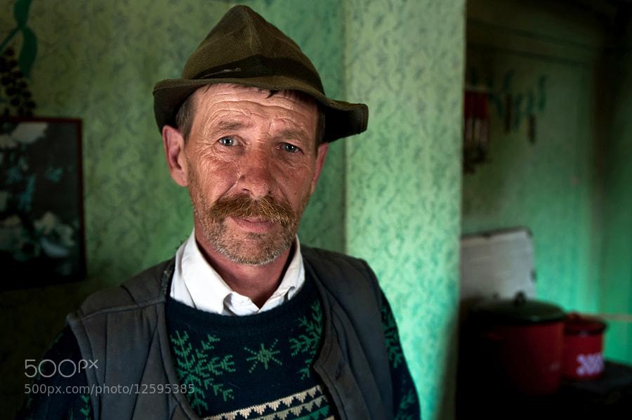 Photograph A proud man by Zoltan Huszti on 500px