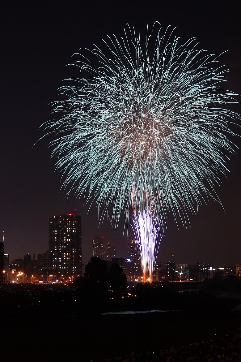 Photograph Fireworks by kimihiro ecchie on 500px