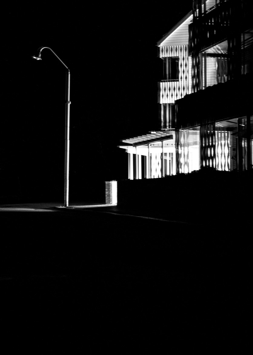Photograph NIGHT STREETS by Mr.Black White on 500px