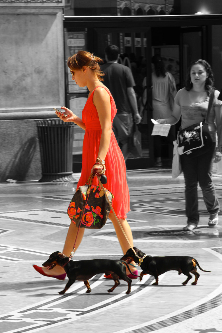 Photograph Strolling In Milan by Javier Luces on 500px