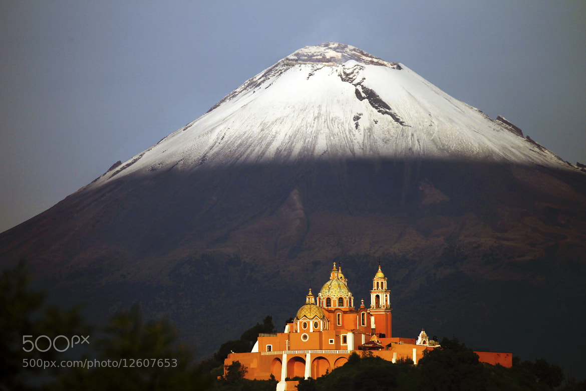 Photograph Snowy Volcano in Calm  by Cristobal Garciaferro Rubio on 500px