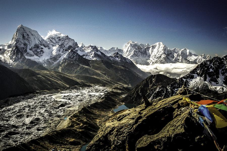 Gokyo, Everest - Karmacoma @ 5000 metres