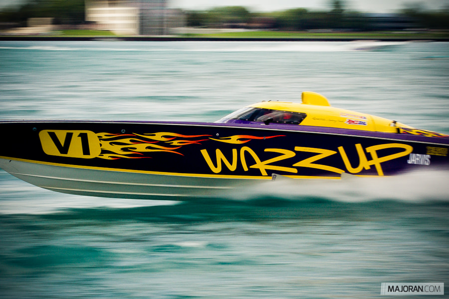 Speed II: International Powerboat Races