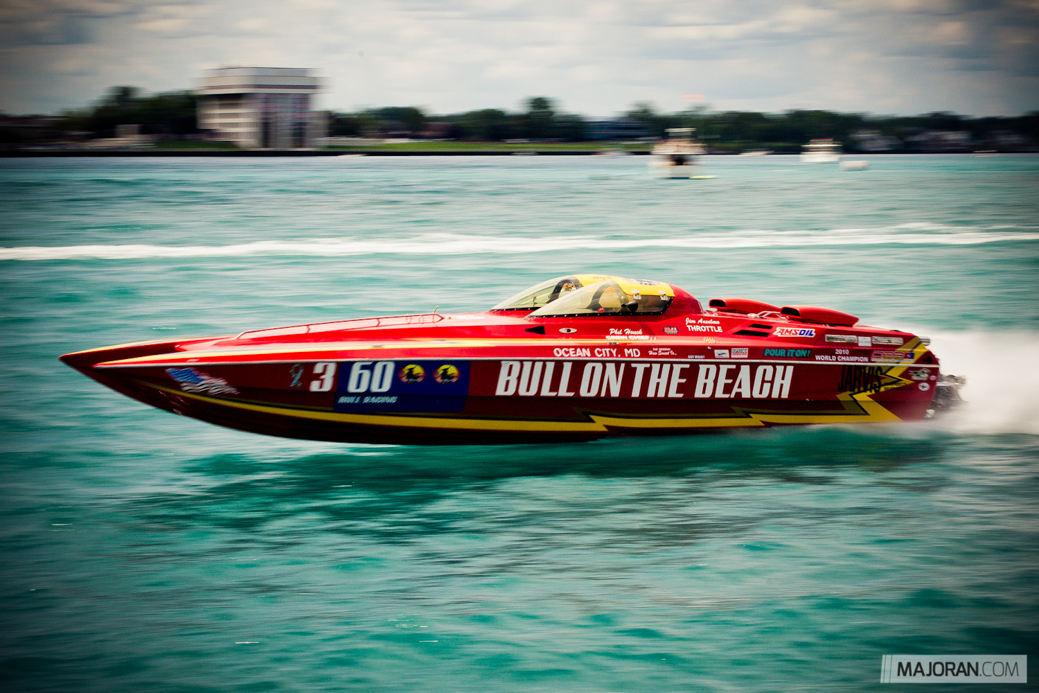 Photograph Speed III: International Powerboat Races by Ray Majoran on 500px