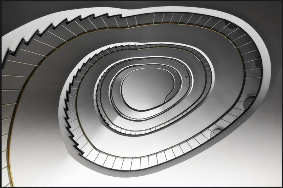 Photograph stair # 9 by d.teil  on 500px