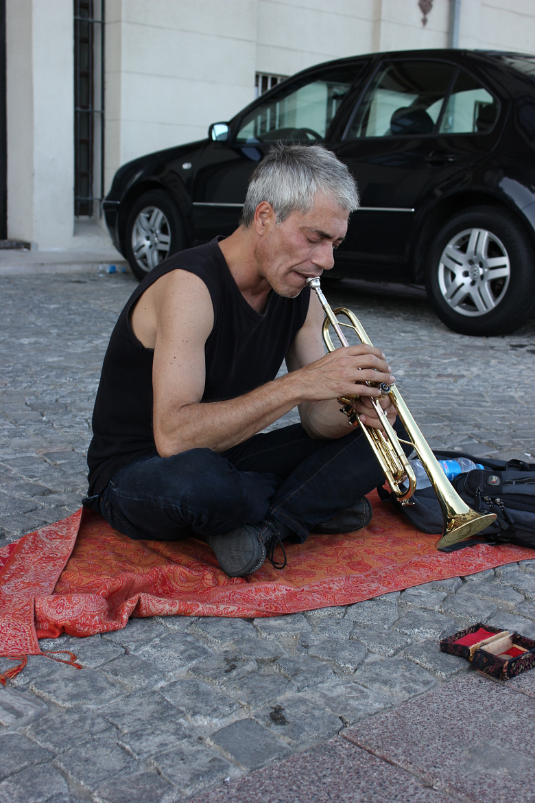 Photograph STREET & MUSIC by NEJAT EROL on 500px
