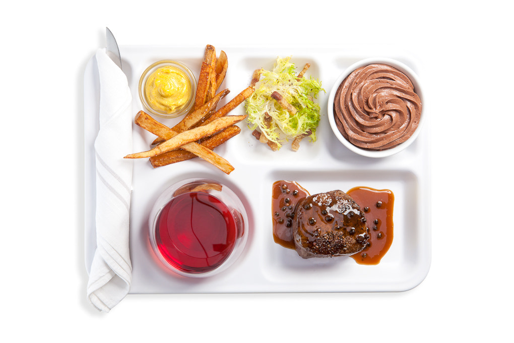 Photograph The Brasserie Lunch Tray by Jonathan Gayman on 500px