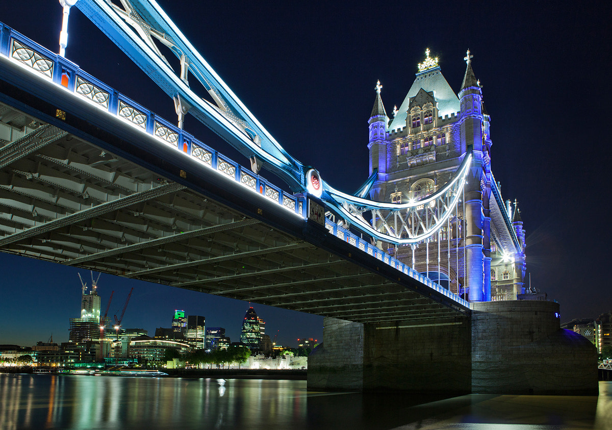 Photograph Tower Bridge by Aubrey Stoll on 500px