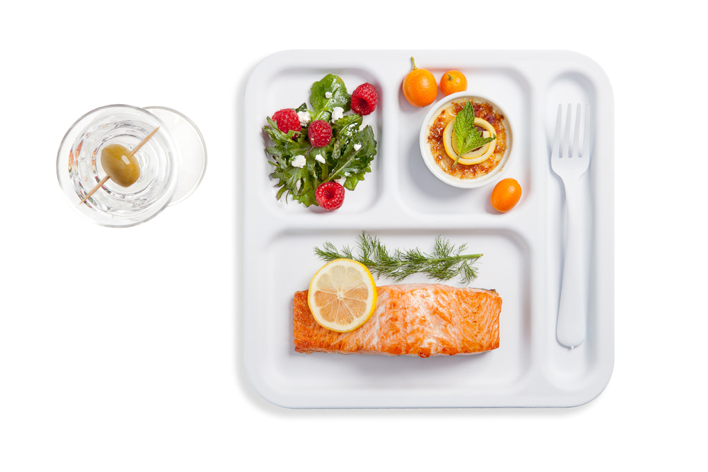 Photograph The Executive Lunch Tray by Jonathan Gayman on 500px