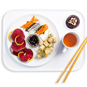 The Macrobiotic Lunch Tray by Jonathan Gayman (jonathangayman)) on 500px.com