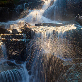 Cascade Fountain by Floris van Breugel (florisvb)) on 500px.com