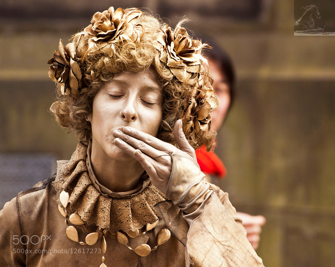 Photograph Edinburgh Festival Fringe 2012 - Kissing Goodbye by Kurien Yohannan on 500px