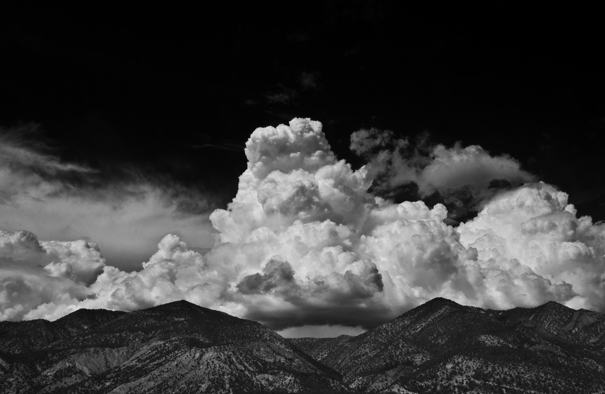 Photograph Rising Cumulus by Zach Becker on 500px
