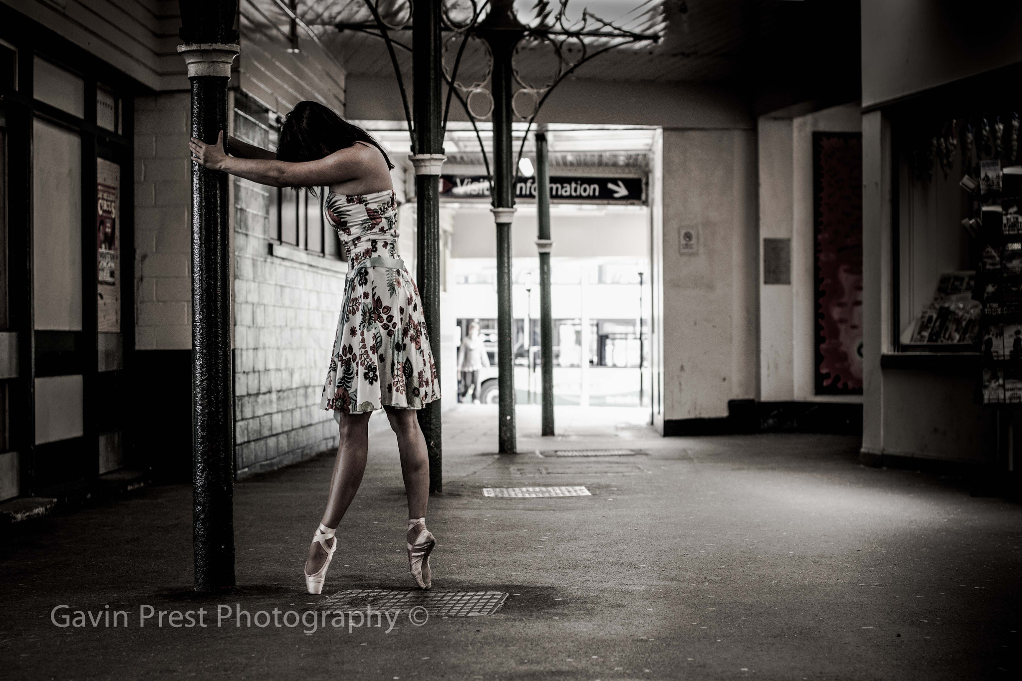 Photograph Station Dancer by Gavin Prest on 500px