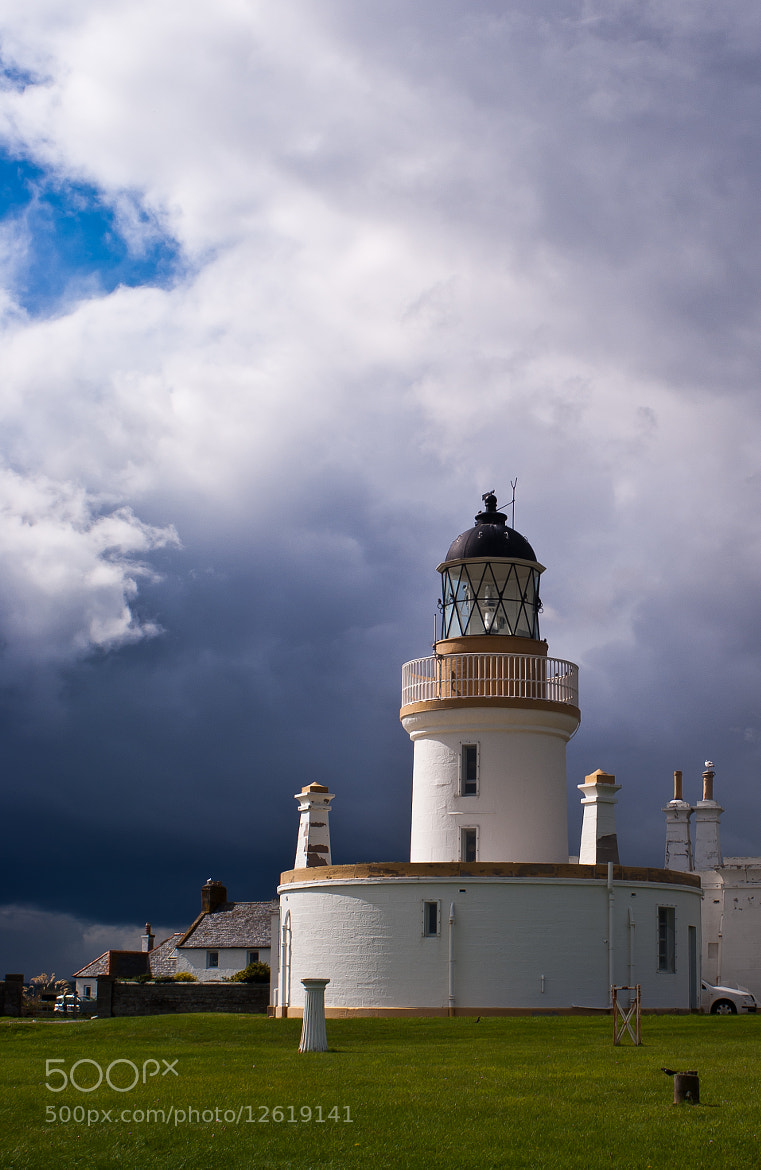 Photograph Chanonry Point Lighthouse by Brendan McQuillan on 500px