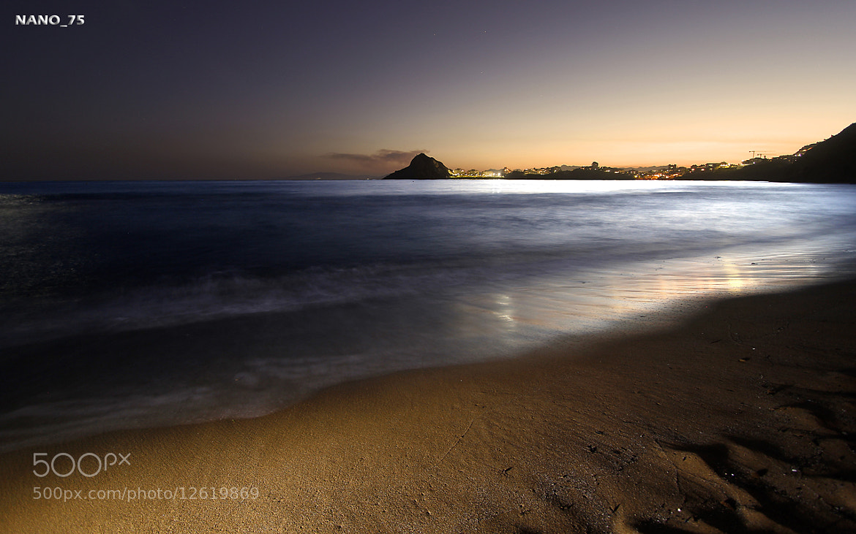 Photograph Playa_Amarilla by Mariano Vidal on 500px