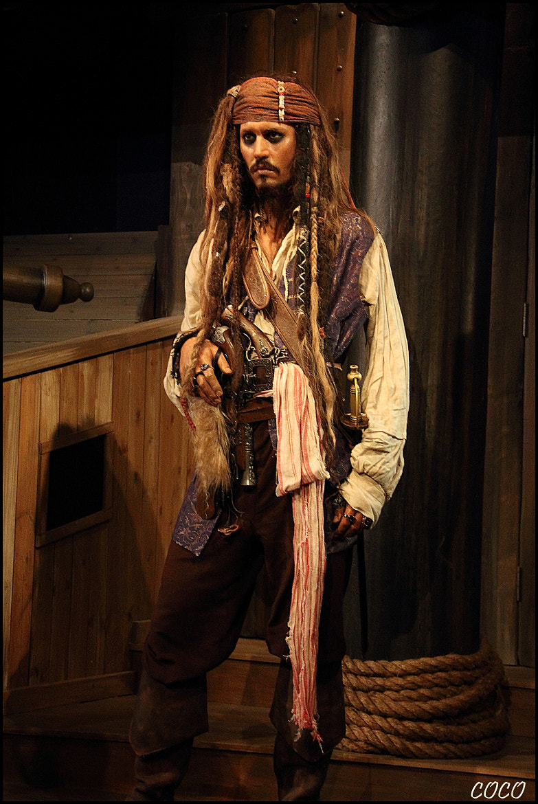 Photograph Jack Sparrow by esteban vitoria montero on 500px