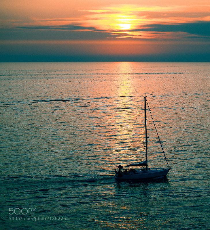 Photograph Sunset by Ksushik S on 500px
