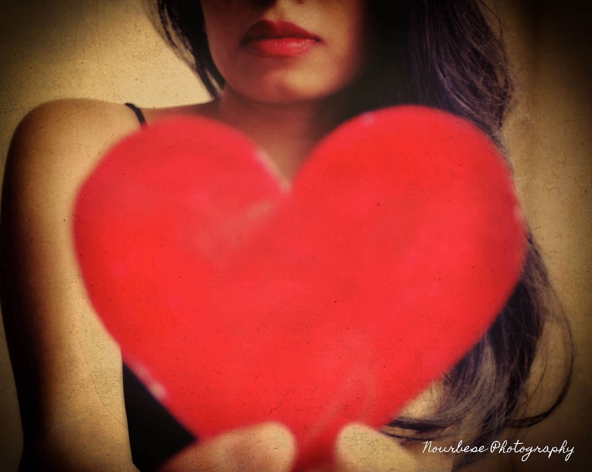 Photograph Red Heart by Marisa Nourbese on 500px