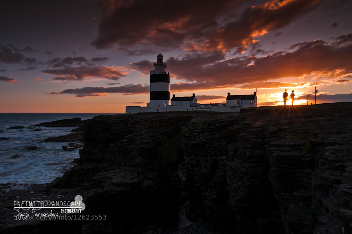Photograph Lovers at Lighthouse by Jigs Fernandez on 500px