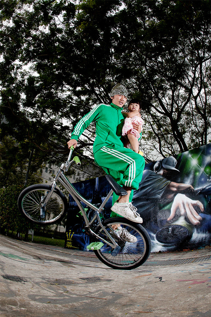 Photograph BMX Daddy by Anton Tang on 500px