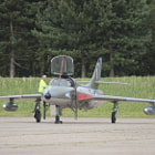 Постер, плакат: Hawker Hunter