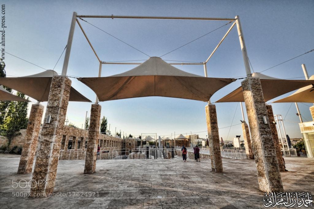 Photograph Al-Hussein Gardens by احمد مازن السامرائي on 500px
