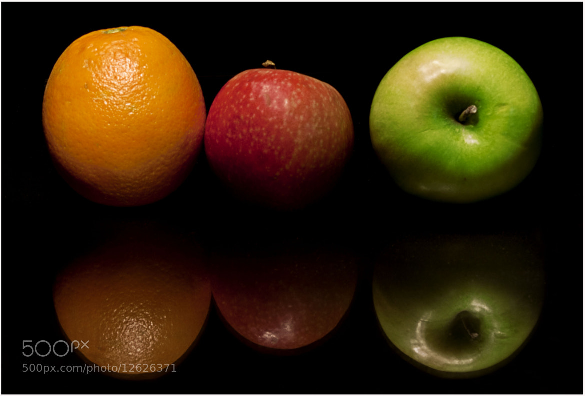 Photograph Fruit Refliection by Jamie  Hyde on 500px