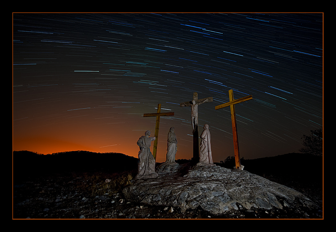 Photograph INRI by Paco  Zaragoza on 500px