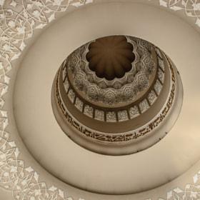 Sheikh Zayed Grand Mosque Dome