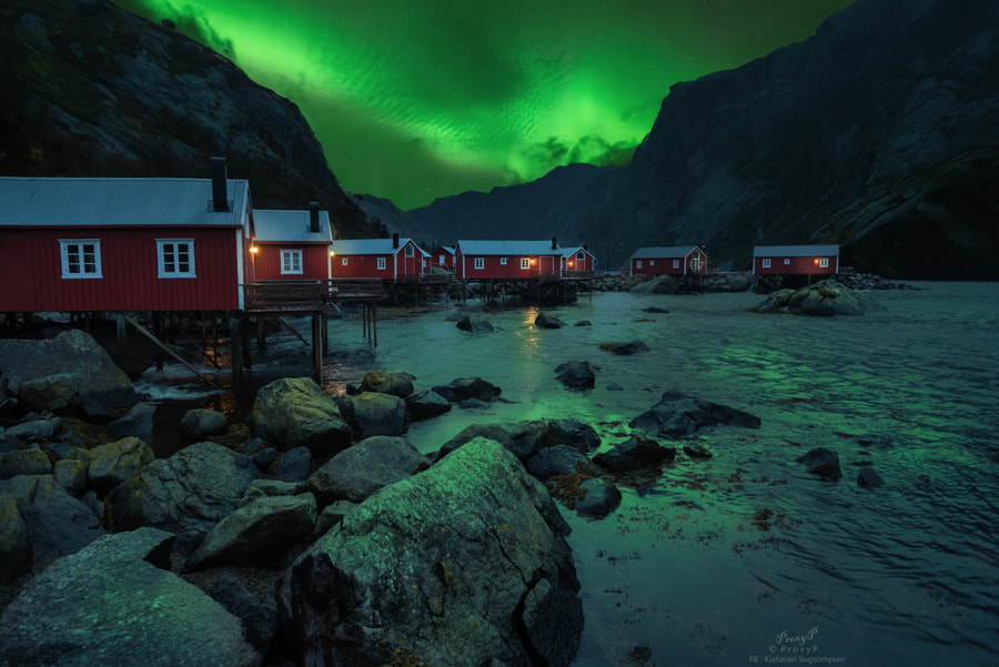 Aurora house by Proxy Kiatanan on 500px.com