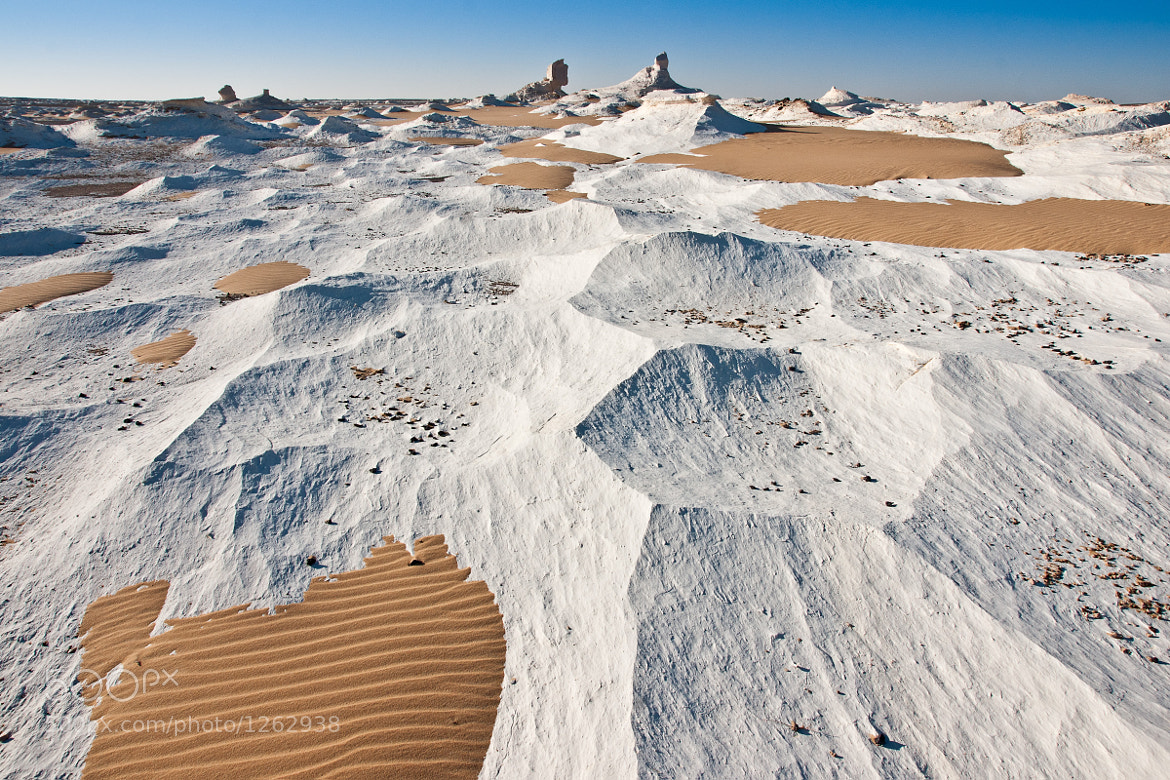 Photograph White Desert by Thierry Hennet on 500px