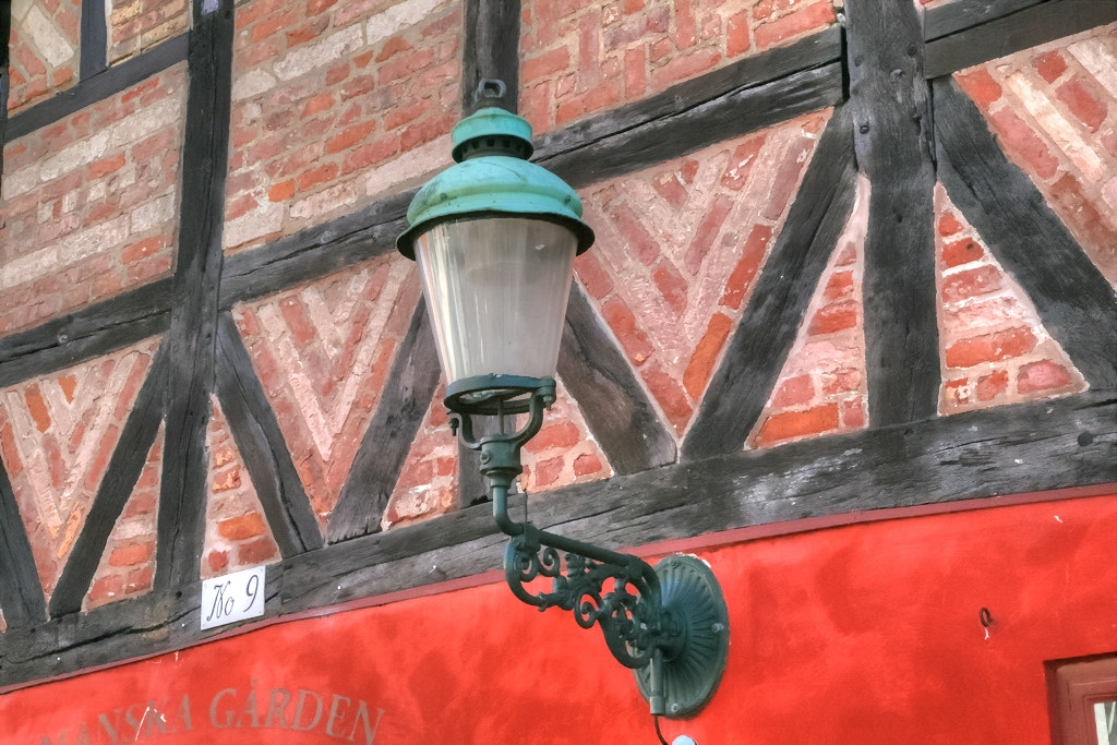 Photograph The old lamp, Malmö, Sweden by Jørn Berg Lund on 500px