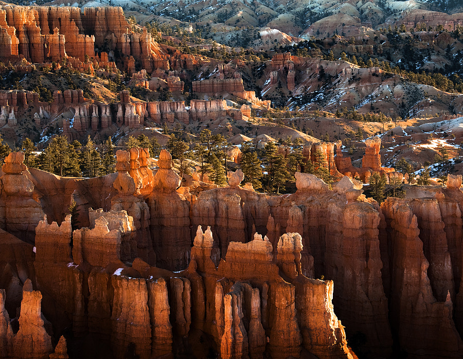 Photograph the hoodoos by Andy Kennelly on 500px