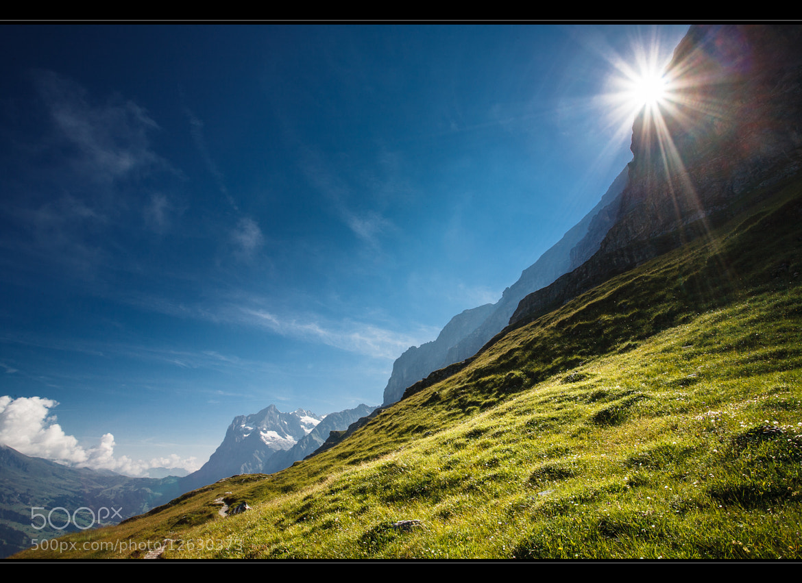 Photograph Eiger Trail by Roger Uceda Molera on 500px