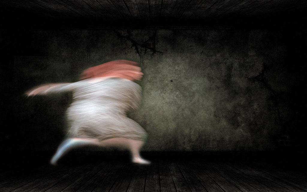 Photograph leap into the dark by Linda Wride on 500px