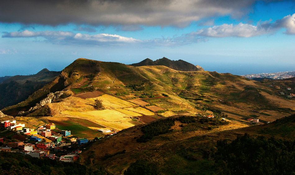 Photograph Anaga Mountains by Rafał K. on 500px