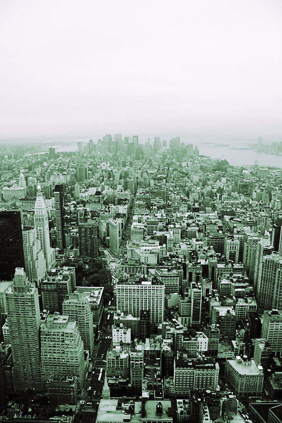 Photograph NYC from Empire State Building by Jeff Williams on 500px