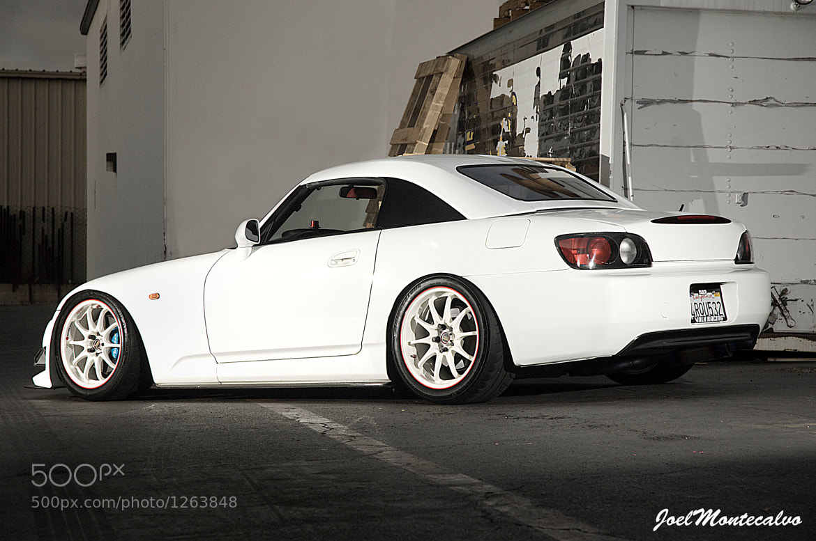Photograph S2000 by Joel Montecalvo on 500px