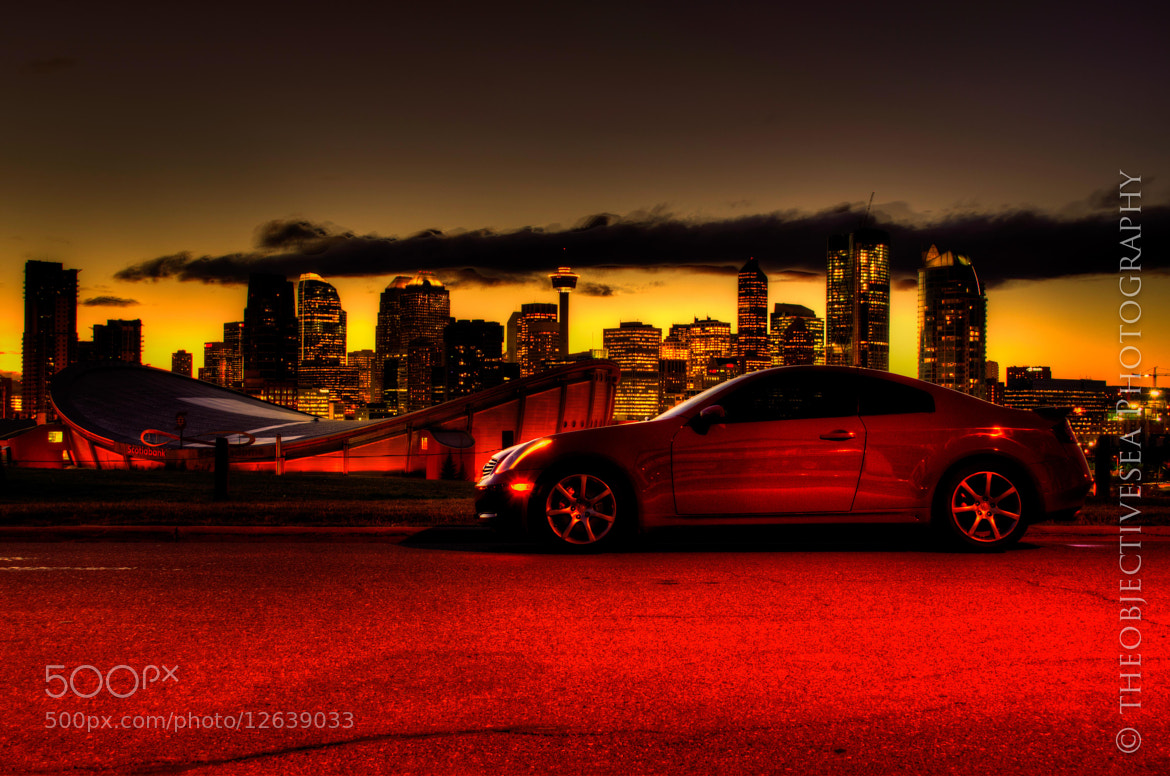 Photograph G35 by Kevin Smith on 500px