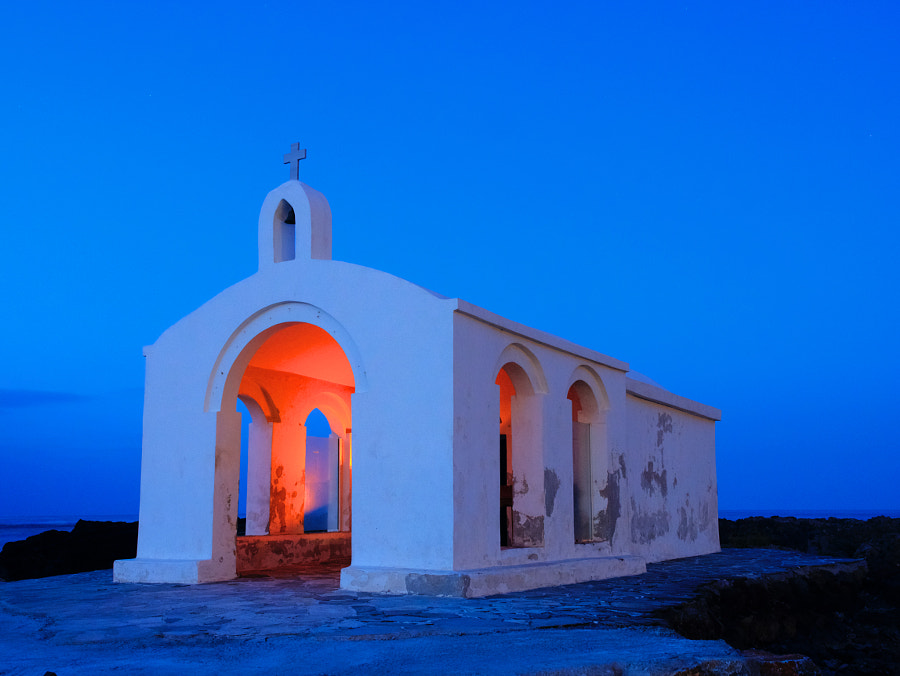 Chapel by the Sea by Des Paroz on 500px.com