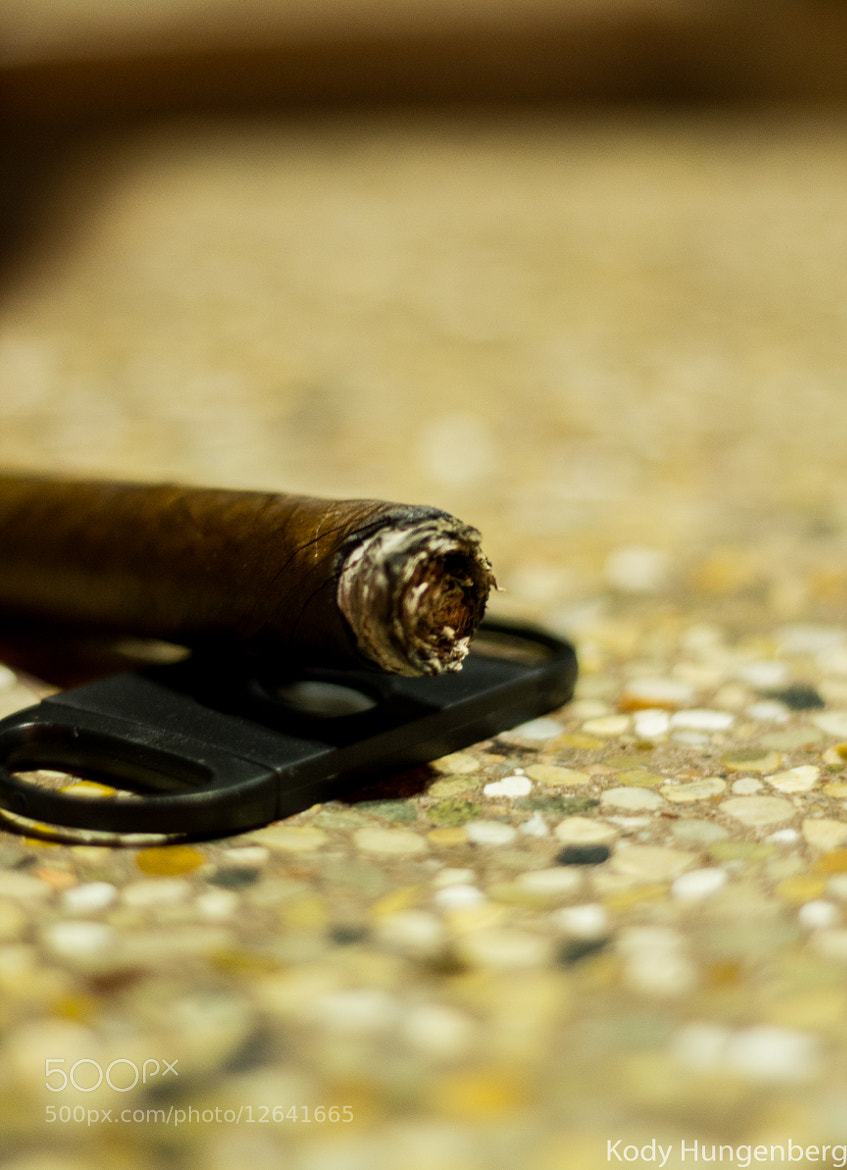 Photograph Have a cigar by Kody Hungenberg on 500px