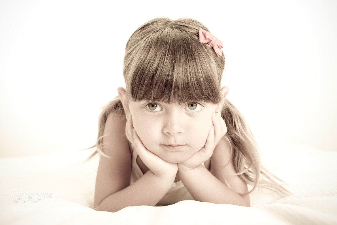 Photograph My Little Girl by Matthew Givot on 500px