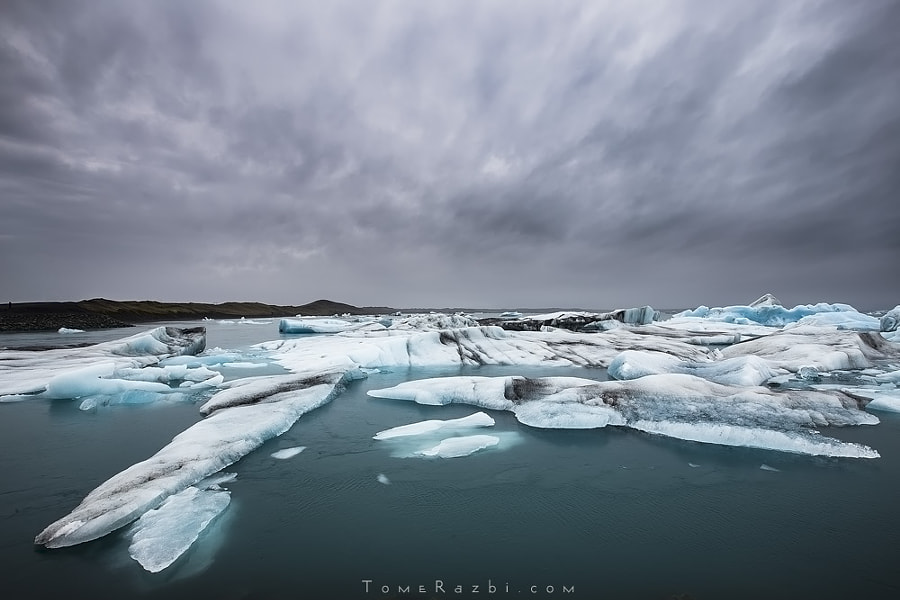 Jokulsalon by Tomer Razabi on 500px.com