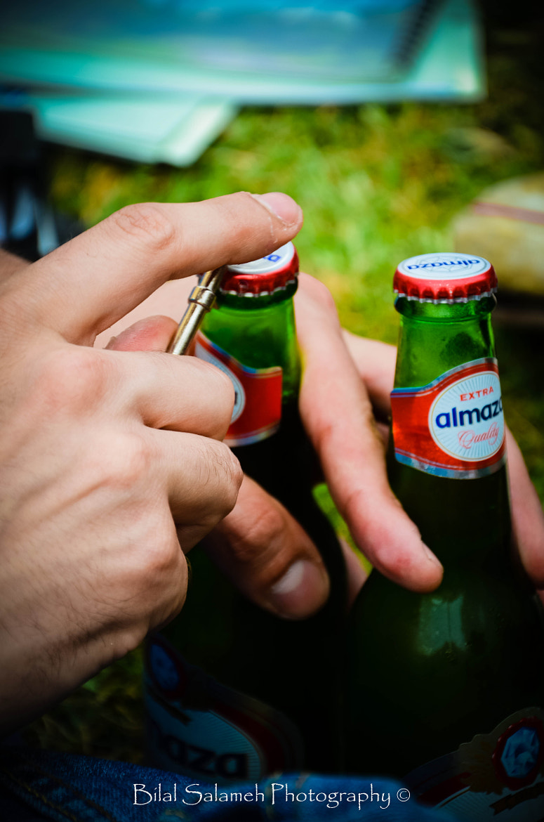 Photograph In any event , a beer is a must  by Bilal Salameh on 500px