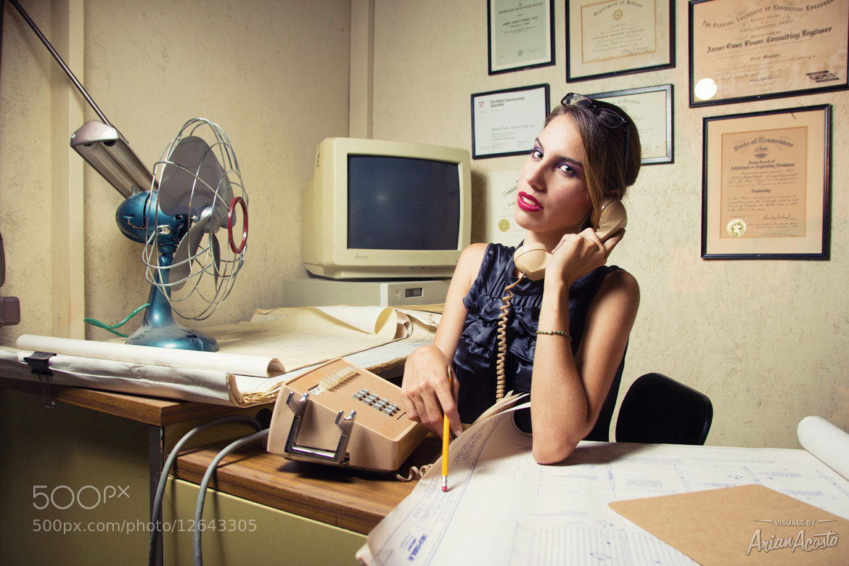 Photograph Secretaria by Arian Acosta on 500px