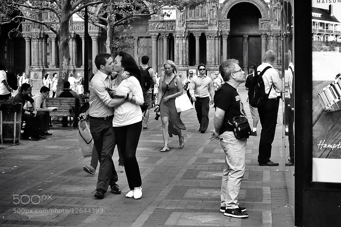 Photograph The Lovers II by B C on 500px